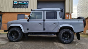 Land Rover Defender 110 Double Cab Pickup