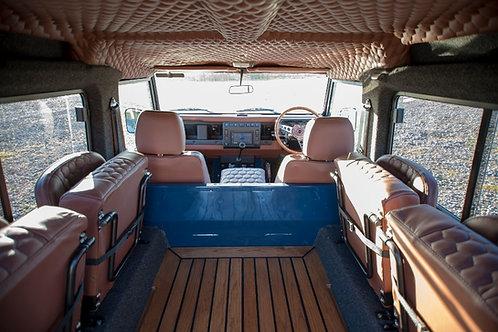 Custom Wood Floors D90 - From £995