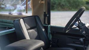 Land Rover Defender 90 Interior