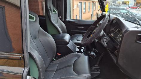 Land Rover Defender Seats