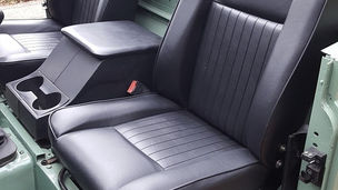Land Rover Defender 90 Series Seats