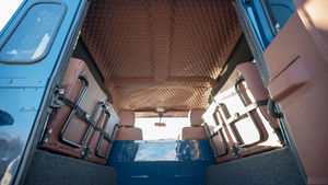 Custom Land Rover Defender Interior