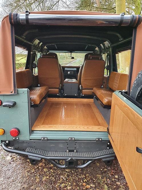 Custom Wood Floors D110 - From £1095