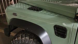 P9.Land Rover Defender 90 Pickup