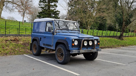 Land Rover Defender 90 2.5 Petrol