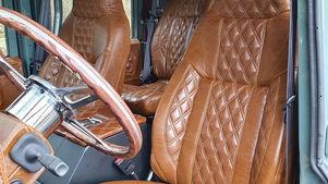 Land Rover Defender 110 Custom Seats