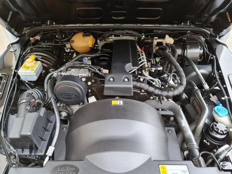 Defender 90 SVX 2.4 Engine