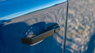 Aluminium Defender Door Handles