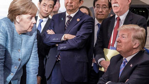 ✅ READING BODY LANGUAGE- NOT a political post! (BBC News Image)