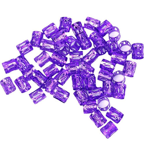 Purple Hair Accessories