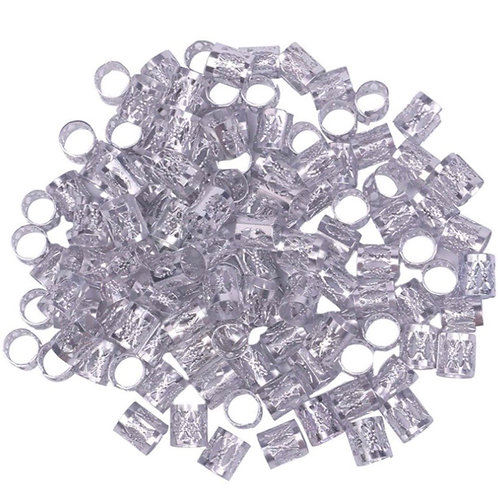 Silver Hair Accessories