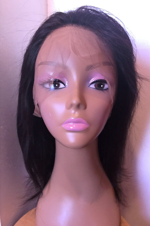 Straight 360 Lace Wig