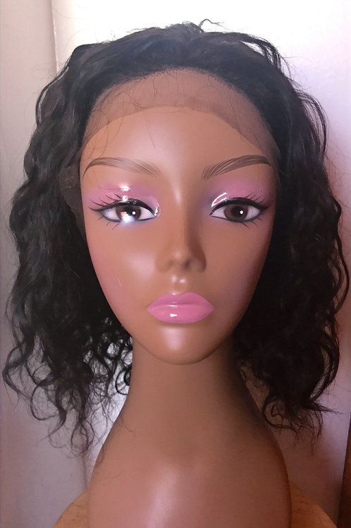 Natural Wave 360 Lace Wig
