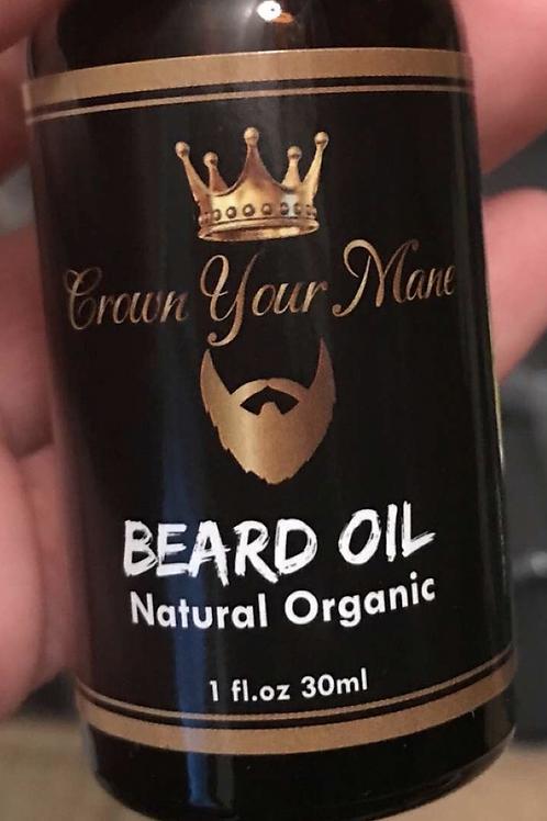 Organic Men's Beard Oil