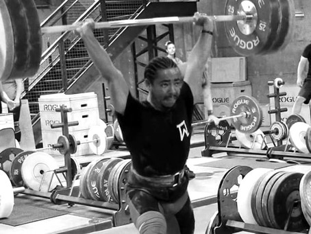 Principles of Weightlifting