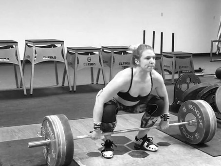 Conditioning For Olympic Weightlifting