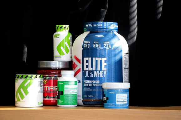 6 Supplements Every athlete should be taking