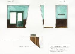 Doc's Interior Walls A and B