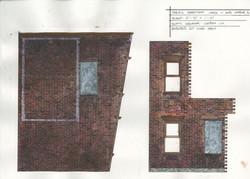 Maria's Apartment Walls C and Interior B