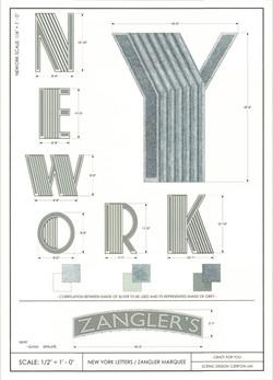 C4Y Paint Elevation - New York