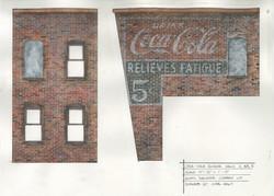 Coca-Cola Building Walls A and B