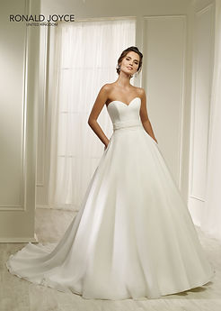 Ronald Joyce 69209 wedding dress at Osh Gosh Gowns Scunthorpe Lincoln