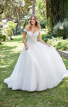 ronald joyce 69533 wedding dress at osh gosh gowns scunthorpe lincoln