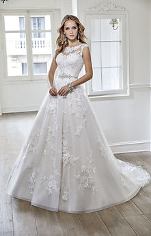 Ronald Joyce 68060 wedding dress at Osh Gosh Gowns Scunthorpe Lincoln