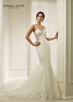 Ronald Joyce 69213 wedding dress at Osh Gosh Gowns Scunthorpe Lincoln