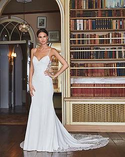 Tiffany Bridal Ventura wedding dress at OSh Gosh Gowns Scunthorpe Lincoln