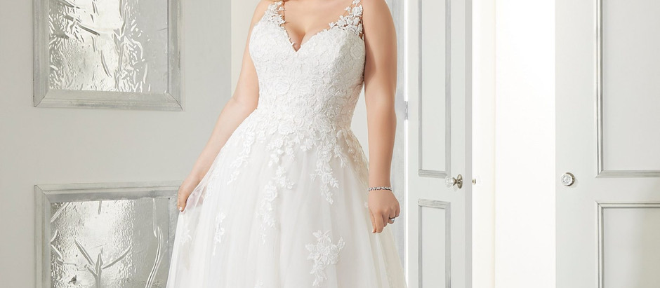 Our Bridal Guide: The Top 5 Wedding Dress Shapes & Styles