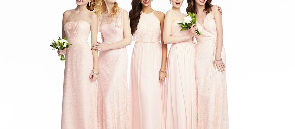 Finding a Bridesmaid Dress that Looks Good on Everyone!