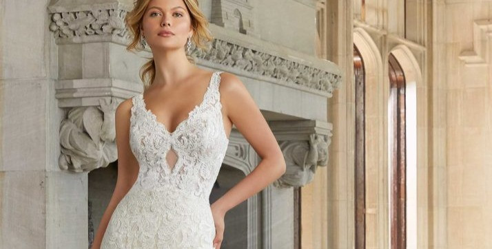 Finding a Wedding Dress To Compliment Your Figure