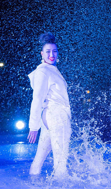 Taylah Matesa dancer of the year 2018