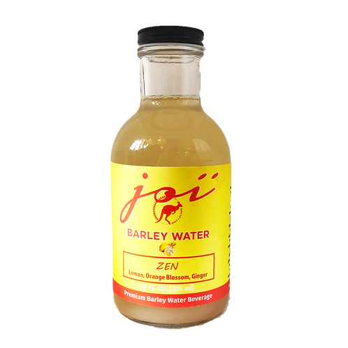 ZEN: Lemon with Orange Blossom & Ginger