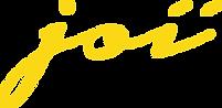 joii font logo.png