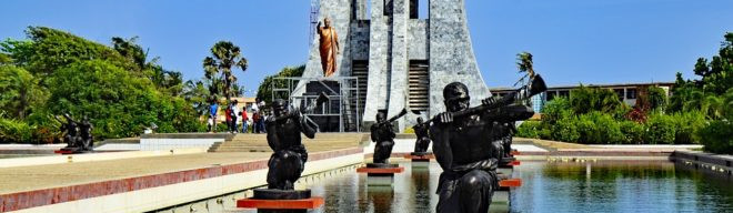 Accra-Africa-Monument-Ghana-West-Africa-