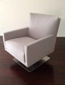 Impala Swivel armchair