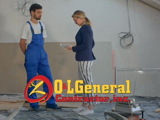 O&L General Contractors, the people that you can trust