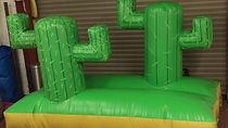 Bouncy castle repair modifications berkshire services