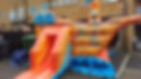 bouncy castle repairs berkshire