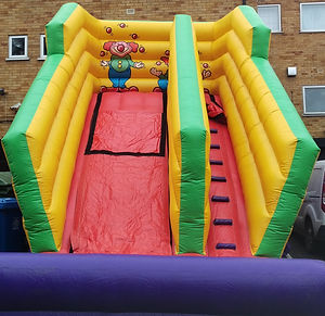 Top Marks Bouncy Castle Repairs and Modifications Berkshire