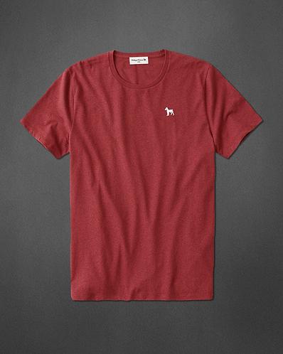 T-Shirt rouge vif