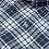 Thumbnail: Chemise carreaux marine/gris