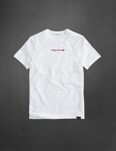 Signature White T-Shirt