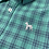Thumbnail: Chemise verte à carreaux
