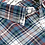 Thumbnail: Blue/Red Oxford Plaid Shirt
