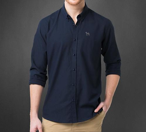 Midnight Navy Shirt