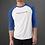 Thumbnail: Royal Sleeves Baseball Shirt