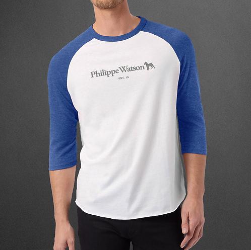 Royal Sleeves Baseball Shirt